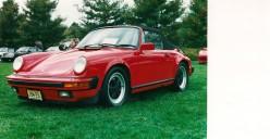My 1987 Porsche 911