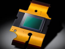 The newly developed 16.0-megapixel Live MOS sensor for the DMC-G3