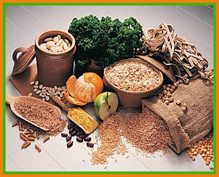 Fiber food is good for indigestion