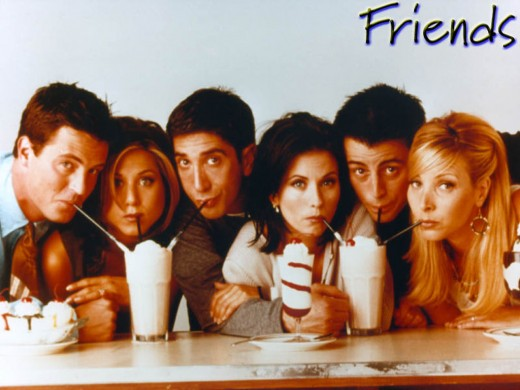 "true friends are postive, loyal, respectful, and help make your days less boring and difficult. Probably a best example of how  true friends are is my favorite t.v. show ""Friends"""