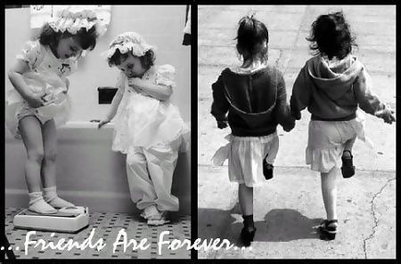 Friends are Forever!:)