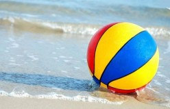 Life Is Like A Beach Ball