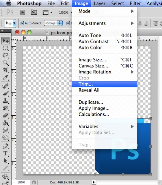 Resize Image in Photoshop-Step 4