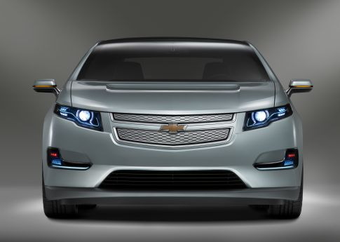 The Chevy Volt is Ready to Roll!