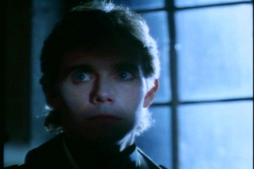"""Christopher Atkins starred as """"Vlad"""" in this the 1993 horrible horror, Dracula Rising"""