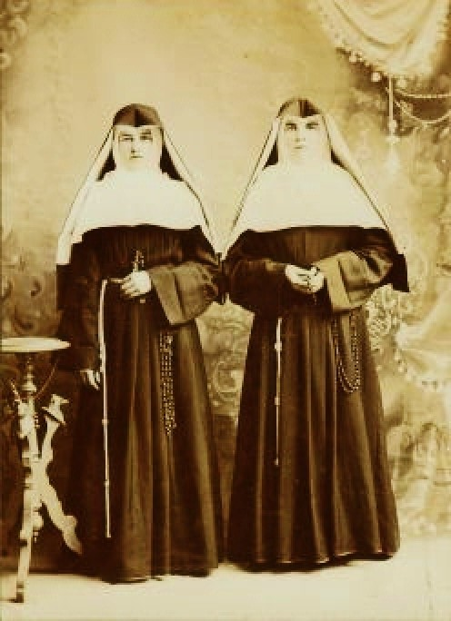 These nuns were some of my grandmother's cousins.