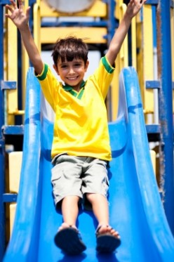 Are Park Playgrounds too Dangerous?