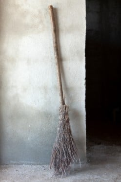 Witchcraft and Broom Magic