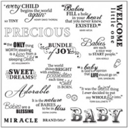Baby shower gifts quotes and sayings