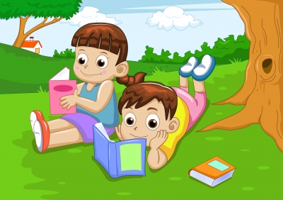 Reading is fun, teach your child how to read with a few simple steps.