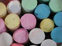 Fun Summer Activities with Sidewalk Chalk