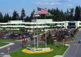 Microsoft HQ and the tech boom of the 1990's.