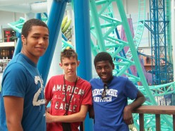 A visit to the Mall of America provides shopping, dining and entertainment all in one spot.