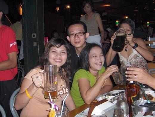 Party Time at Tawandang Rama III