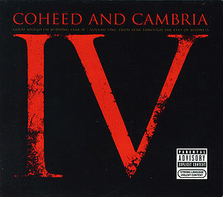 Good Apollo, Im Burning Star IV: From Fear Through The Eyes Of Madness  Coheed and Cambria