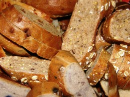 Switching to whole grain breads is an easy way to increase fiber.