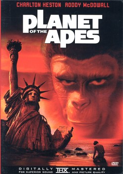 Planet of the Apes is a genre to itself