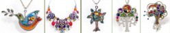 Bejeweled Bookmarks and other Artazia Jewelry / Jewellery Delights