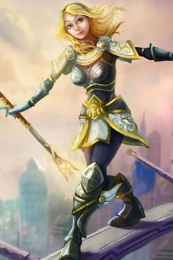 League of Legends - Tips for Playing Lux, the Lady of Luminosity