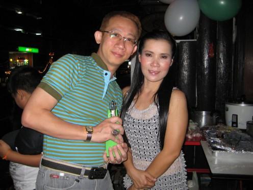 Me and Khun Moo
