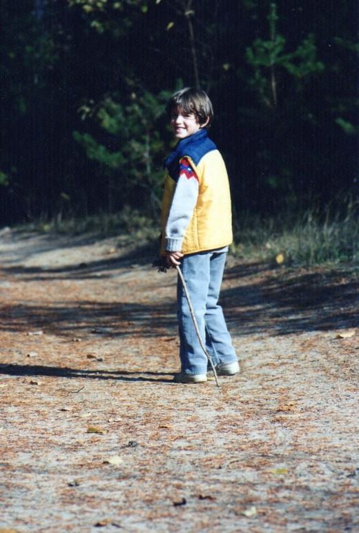 Walking in Childlike Faith