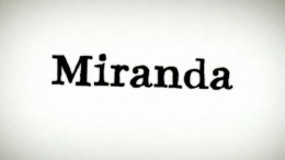 Main title from 'Miranda'