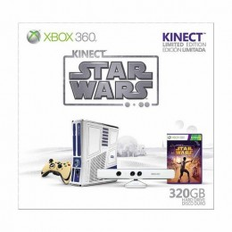 Star Wars Xbox 360 Bundle with Kinect