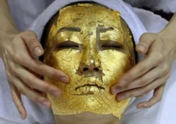 The Most Expensive Facials Using Gold, Diamonds and More
