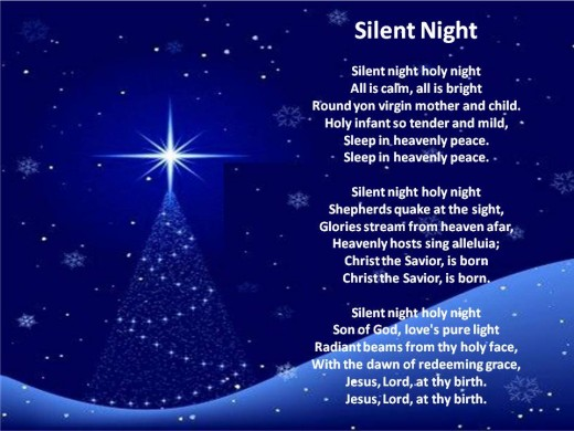 Silent Night, O Holy Night