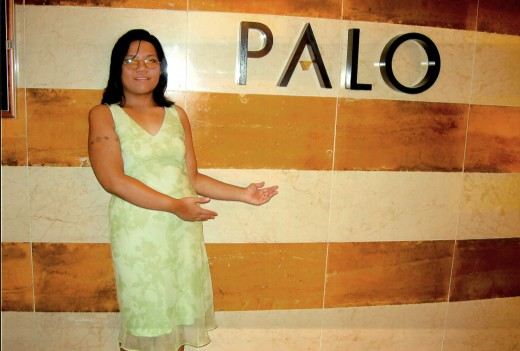 Palo, taken onboard the DISNEY WONDER, disallows Guests under 18.