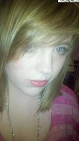 My pretty girlfriend Maren