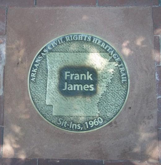 Frank James 1960