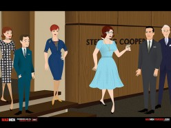 Were 1960s Offices Really Like Mad Men Shows?