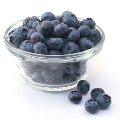Brain Food - Blueberries