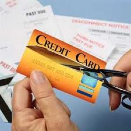 """For many people, the credit card has become the """"safety net"""" against adversity and low paying jobs. Many people have wound up deeply in debt waiting for improving finances that never came. Now they face bankruptcy like the entire nation."""