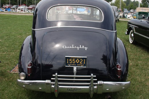Packard 180 Limo c. 1938?