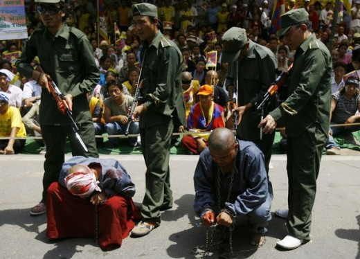 Chinese officials carry out continued atrocities in Tibet