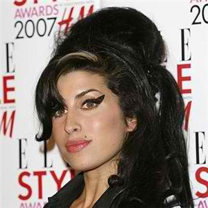 Amy Winehouse ((born 14 September 1983 in Southgate, London, died 23 July 2011 in Camden, London))