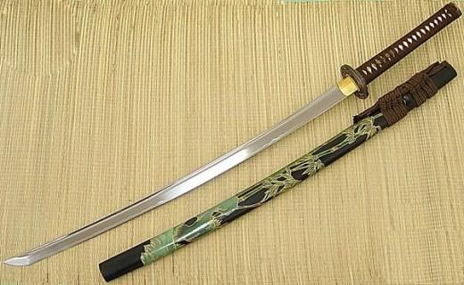 Traditionelle samurai-...
