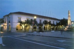 Council of Tavira buildings.