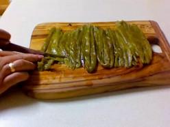 Chopping Chili