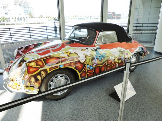 This was Janis Joplin's personal vehicle!