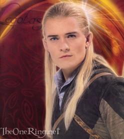 The Ageless Elf - Orlando Bloom