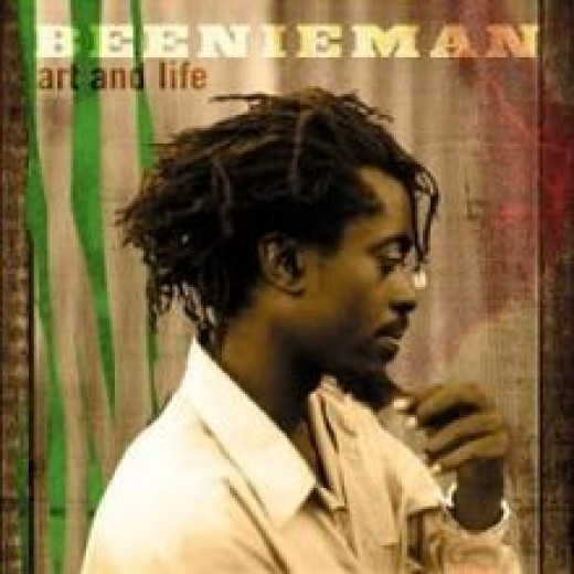 Beenie Man Album cover Art & Life
