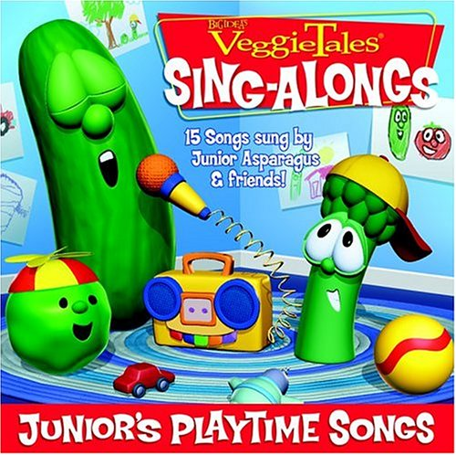 Beware the fiendish Veggie Tales!!!