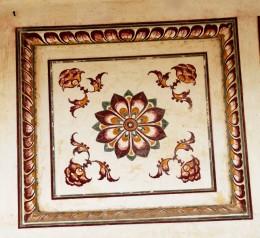 Decorations on Old Ranganath temple