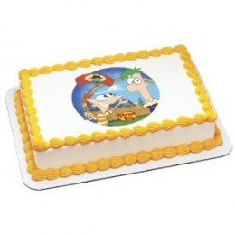 phineas and ferb birthday cakes and party ideas