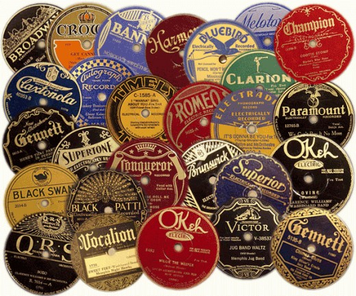 There are many record label companies looking for fresh talent.