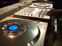 Mixers and CD decks for DJing