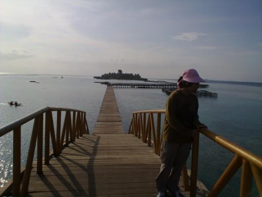 Pier of Love .